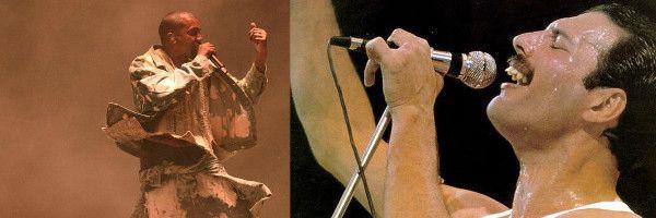 Freddie and Kanye